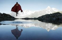 The Quest for the Absolute: Superheroes as You've Never Seen Them Before