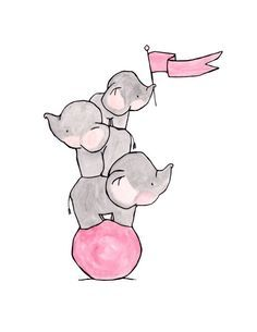 easy to draw cute elephant girl nursery ideas elephants how to draw - elephant drawing Cute Wallpapers, Wallpaper Backgrounds, Iphone Wallpaper, Animal Drawings, Cute Drawings, Elephant Wallpaper, Baby Elefant, Whatsapp Wallpaper, Cute Elephant