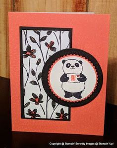 Stamping Serenity: Party Pandas SAB Sneak Peek for #tttc025