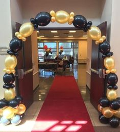 Elegant Entrance Arch Entrance, Balloons, Arch, Chandelier, Ceiling Lights, Elegant, Lighting, Home Decor, Entryway