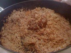 arroz frigideira bife acebolado ou co alho e oleo e creiro verde salsinha ?- Google Search