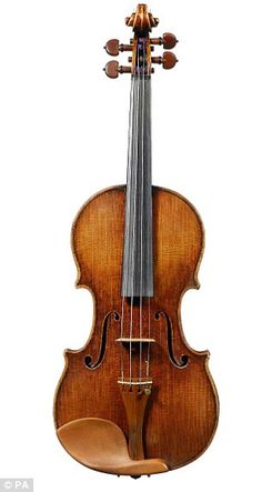 Stradivarius violins are considered to best the greatest violins ever crafted and can sell for millions