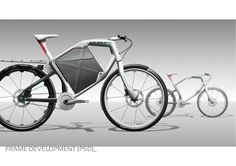 """Bicycle """"Scott Square"""" on Behance"""