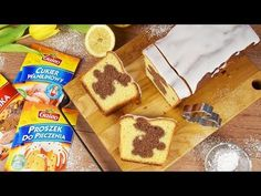 Rzadko piekę babki i można powiedzieć, że to taki mój wyznacznik świąt Wielkanocnych. Zazwyczaj przygotowuję kruche ciasteczka, sernika i moje ulubione rurki z domowym kremem budyniowym. W tym roku na moim stole królować będzie wielkanocna babka cytrynowa z zajączkiem kakaowym w środku. Cinnamon Roll Pancakes, Cinnamon Rolls, Cake Recipes, Snack Recipes, Snacks, Aga, Food Cakes, Pop Tarts, Tiramisu