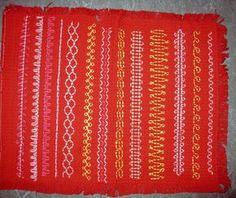 vohvelikirjonta mallit - Google-haku Diy Crafts For School, Diy And Crafts, Crafts For Kids, Arts And Crafts, Cross Stitch Embroidery, Hand Embroidery, Swedish Weaving, Textile Fabrics, Sewing For Kids