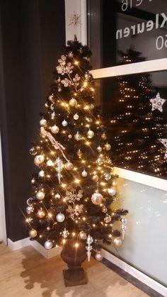 Black christmastree