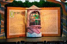 Kalyn Schnabel in Trollwood's production of 'Shrek: The Musical.'