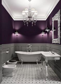 Pantone har släppt årets färg (2014) – 8 badrum i årets färg - Sköna hem
