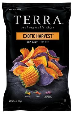 Exotic Harvest® Sea Salt | Terra