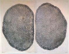 Peter Randall-page IIMW 2004 Graphite sur papier h: 232 cm Peter Randall Page, Gray Matters, Science Art, Mark Making, Shape Patterns, Seed Pods, Graphite, Abstract, Drawings