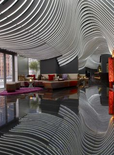 The Living Room Bar And Terrace Inspiring Design Architecture