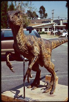 JP Raptor maquette