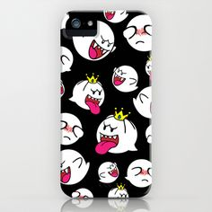The Boos will protect your phone from boo boos.