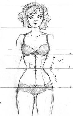 Corset Patterning from Scratch: The Basic Toolkit  Underbust Drafting Tutorial / Marianne Faulkner / Foundations Revealed: The Corsetmaker's Companion