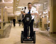 things that make me LOL....  Mall cop on a segway....only today i saw a real officer on one downtown milwaukee by my apartment LOL....FUNNNNYYY go get those thugs officer! lol