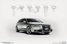 Creative Car Advertisements
