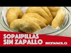 Cómo hacer SOPAIPILLAS CHILENAS SIN ZAPALLO (sureñas) 🇨🇱👨🏽🍳 - YouTube Churros, Chilean Recipes, Chilean Food, Empanadas, Hot Dog Buns, Sweet Potato, Food And Drink, Bread, Baking