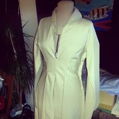 Collar done and sleeves attached at the top. Tidying and detailing next. #Cosplay #Sewing #Tauriel
