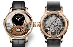 Jaquet Droz Bird Repeater Geneva Special Edition Will Cost An Amazing $500,000