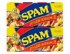 Boxed.com : Spam 6 x 12 oz. - 25% Less Sodium