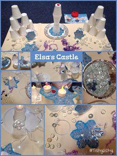 Frozen Elsa's Palace