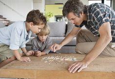 Qualche giorno da solo, senza la mamma, con i bambini. Come sarà andata? Ecco il resoconto http://www.babyfoille.it/blog-mamme-blogger/da-solo-con-i-bambini