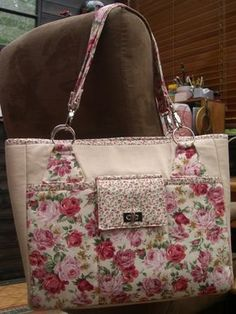 The Spottier Stow It All Bag With a Hidden Extra Feature! - Sew, What's New?