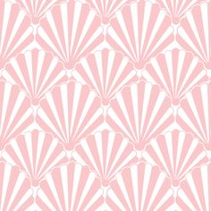 #today only #fatquartersale! #2for1 Shell Pink fabric by magentarosedesigns on Spoonflower - custom fabric