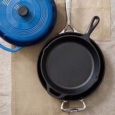 Test Kitchens Professional, Marian Cairns, shows you the basics for seasoning your cast-iron skillet.