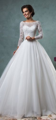 Cheap dresses and evening gowns, Buy Quality gown evening dress directly from China dress clogs Suppliers: Elegant Lace Long Sleeve Backless Wedding Dress 2015 Vestido De Noiva Applique Tulle Beaded Button Scoop Neck Bridal Gowns Vogue Amelia Sposa Wedding Dress, Backless Lace Wedding Dress, 2016 Wedding Dresses, Bridal Dresses, Gown Wedding, Dresses 2016, Tulle Wedding, Mermaid Wedding, Dress Lace