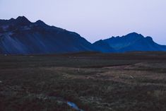 MYSTERIOUS & RAW NATURAL LANDSCAPES OF ICELAND BY TIN NGUYEN • DESIGN. / VISUAL.