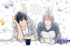 Rihito Takarais Ten Count bekommt Café Event