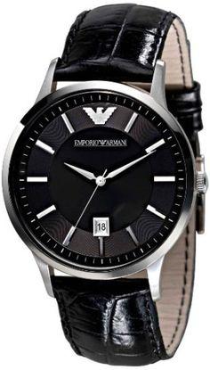 Emporio Armani Herren Armband Uhr AR2411 Emporio Armani c7972300fd