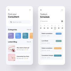 🤩 Find your Consultant Mobile App UI Design . Dashboard Mobile, Mobile App Ui, Mobile Code, Kpi Dashboard, Dashboard Design, App Ui Design, Site Design, Flat Design, Design Design