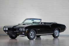 1970 Chevelle LS6 Convertible GTO