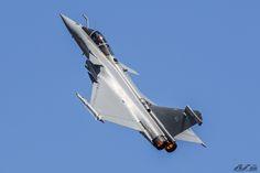 https://flic.kr/p/MNdFrQ | Rafale Marine N 43 Display | Nato Tiger Meet 2016 Zaragoza Air Force Base Spain