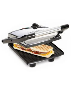 Want One ........BELLA Panini Maker - Pressed to impress! $29.99 at Macys!