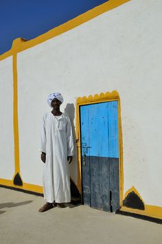 037 - Nubian house | The next morning, we drive South along … | Flickr