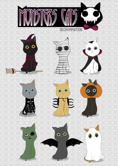 Por Morgana Margot Kittens.