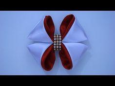 Passo a passo: Laço de fita de cetim decorado com manta de strass/DIY - YouTube