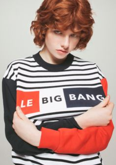 Le Big Bang- Etre Cecile AW16