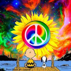 ☮ American Hippie ☮ Peace