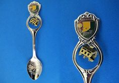 Souvenir Spoons From Different States | indiana_state_souvenir_collector_spoon_collectible_bridge_charm ...