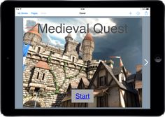 Book Creator allows for hyperlinks between pages, so you can get really creative with interactive stories to bring students' imaginations to the fore.