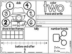 FREE traceable ordinal number cards, suitable for a word