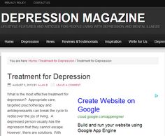 http://depression-magazine.com/treatment-for-depression/treatment-for-depression-2 - depression symptoms Make sure you check out our website.