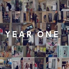 """MIRROR on Instagram: """"Today MIRROR celebrates our first anniversary! Thank you for sharing your sweat-time, me-time, family-time and so many other memorable…"""" First Anniversary, Me Time, View Photos, How To Memorize Things, Photo Wall, Workout, Mirror, Celebrities, Frame"""