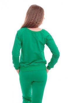 Спортивный костюм А3651 Размеры: 42,44,46,48,50 Цвет: зеленый Цена: 900 руб.  http://optom24.ru/sportivnyy-kostyum-a3651/  #одежда #женщинам #спортивныекостюмы #оптом24