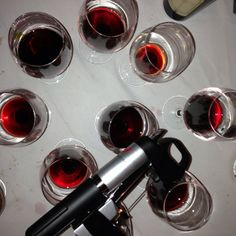 """Why drink one glass of wine when you can drink 6? #coravin #lifechanging"" via roblikoff on Instagram"