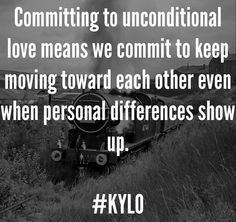 Are you committed to unconditional love? #quotes
